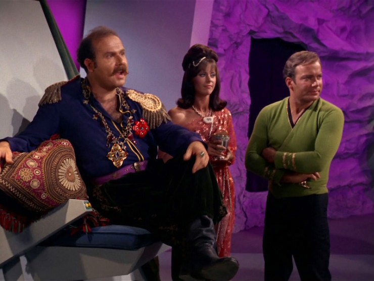 Star Trek, Harry Mudd